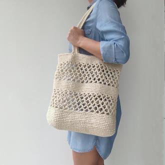 Сумка шоппер, сумка-авоська