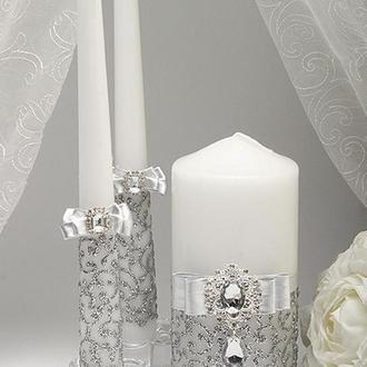 Свадебные свечи «Семейный очаг» ( разные цвета)