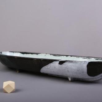 Тарілка-човен