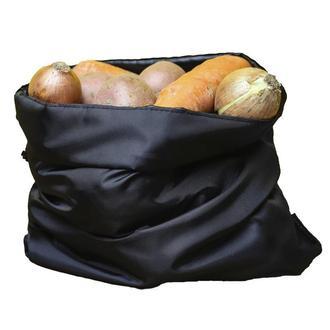 Многоразовый мешочек/мешочек/ сумка для продуктов/овощей черный