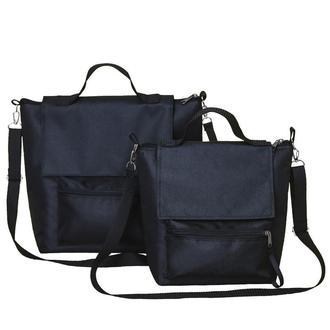 Термосумка, ланч бег, ланч бокс, термоланчбег, lunch bag Комфорт черный