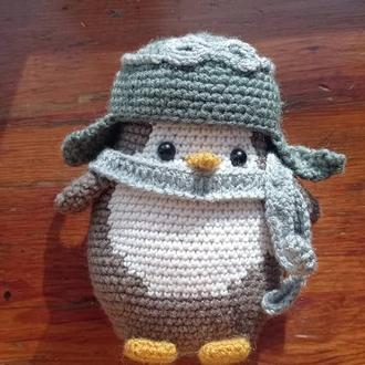 Пингвин пилот