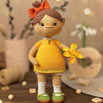 Кукла. Игрушка для девочки. Интерьерная игрушка.