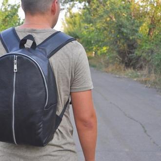 Стильный рюкзак из натуральной кожи (унисекс)