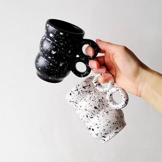 Чашка бульбашка