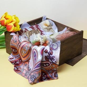 Подарочный набор день матери/ подарок на день рождения/ подарочный набор для девушки, сестры