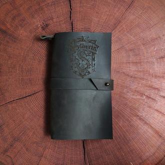 Кожаный блокнот Гарри Поттер