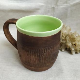 Чашка Чашка керамічна Чашка глиняная Чашка для чая Чашка для кави Чашка для кофе Чайная чашка