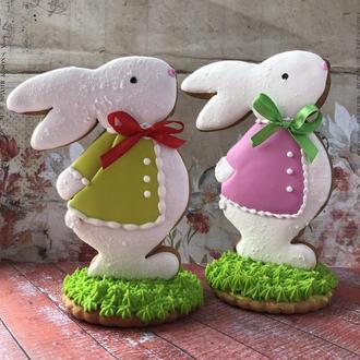 Пасхальный 3 d кролик