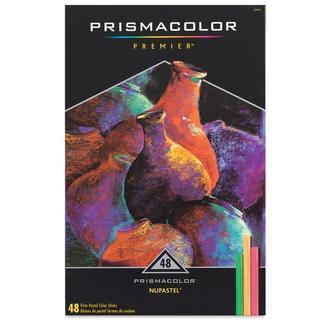 PRISMACOLOR Набор пастелей 48 шт (NuPastel Color Sticks)