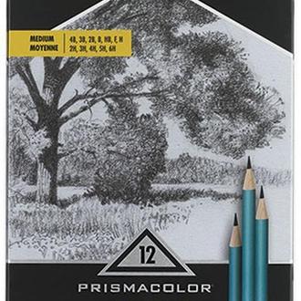 PRISMACOLOR Набор простых карандашей 12 шт