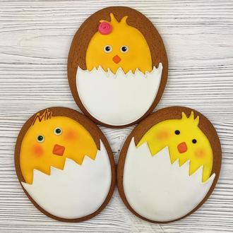 "Пряник ""Яйцо-цыпленок"""