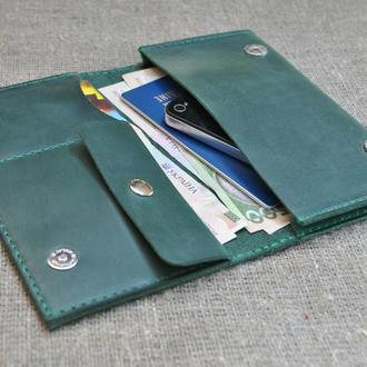Портмоне-чехол для денег, паспорта и смартфона из натуральной кожи K40-350