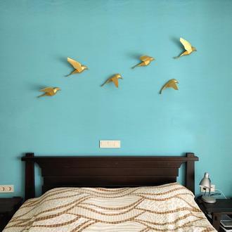 Полигональные птицы