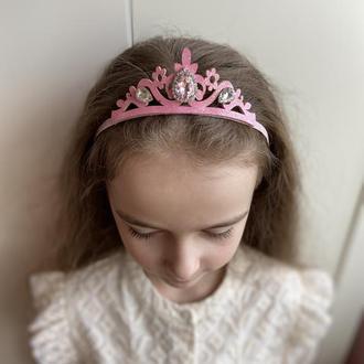 Корона рожева менша 1