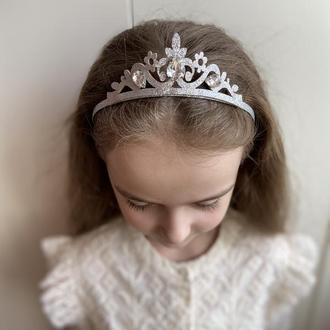Корона срібло менша