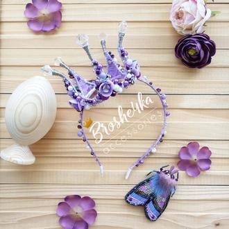 Корона Фиолетовая