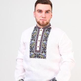 Чоловіча вишита сорочка (510)