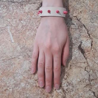 Браслет Розовые шипы