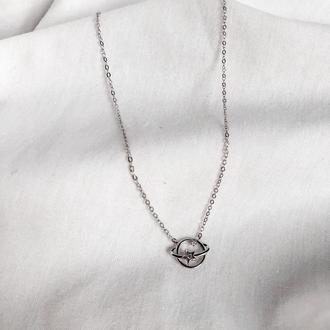 Подвеска Вселенная, Красивая Подвески Серебро 925, серебро подарок
