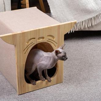 Будиночок для котів Pets Lounge Cat Shelter, модель 1