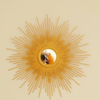 Зеркало декоративное Солнце