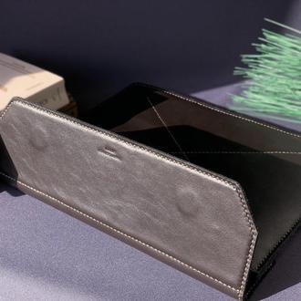 Кожаный чехол для iPad
