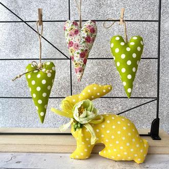 Пасхальный набор, пасхальный кролик, пасхальный декор