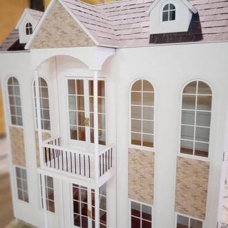 Кукольный домик 1:6 для Барби