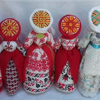 Кукла-мотанка `Берегиня` Оберег в дом. Подарок.