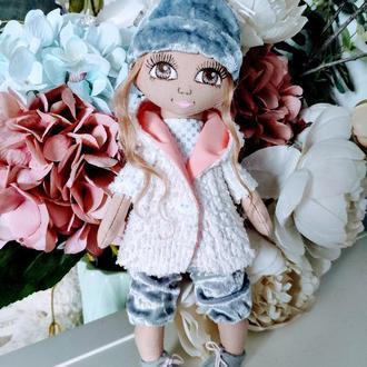 Лина коллекционная кукла