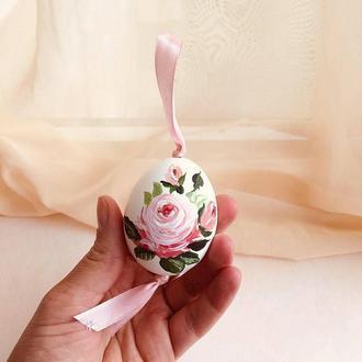 """Пасхальное яйцо """"Розы"""""""
