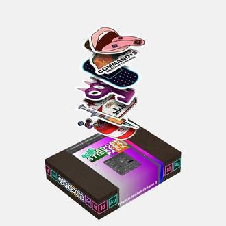 Стикерпак Adobe