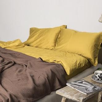 Постельное Sleeping Cat коллекция Шафран 100% хлопок