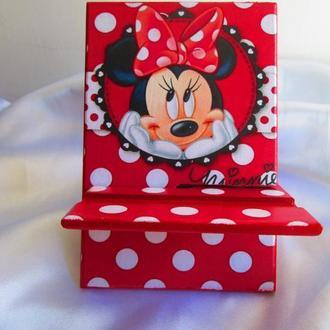 Подставка для электронной книги ′Minnie Mouse′,смартфона,планшета,телефона