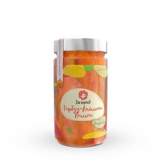 """Варення """"Гарбуз-Апельсин-Лимон"""", 350 г"""