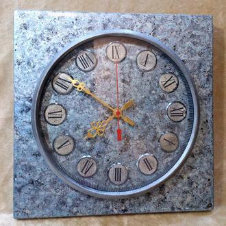 Часы Антрацит
