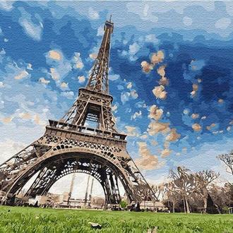 Небо Парижа, 40х50 (GX29440)