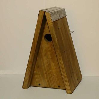Домик для птиц синичник, конструктор «Собери сам» - набор деталей