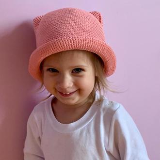 Детская шляпка