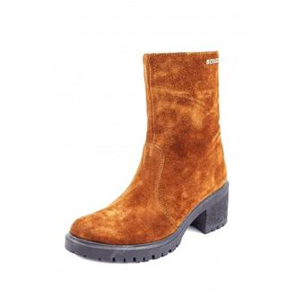 Полусапоги DASTI Boots рыжие
