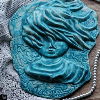 Панно Барельеф Скульптура Картина Рельефная Настенная Настольная Декор