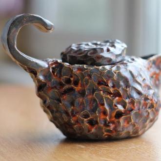 """Чайник Китайский для чайной церемонии заварник """"ЛАВА"""""""