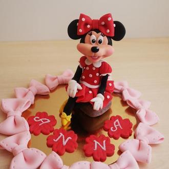 Минни Маус фигурка на торт