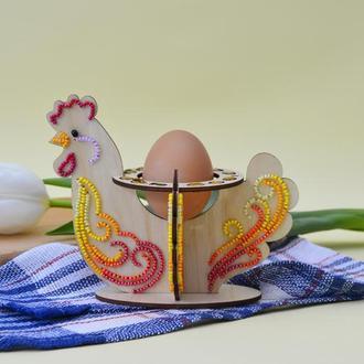 """Подставка для яиц """"Пасхальная курочка-2"""""""