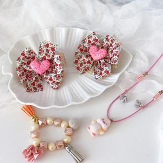 Подарунковий набір  з серцем 2