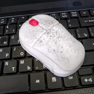 """Сувенирное мыло """"Компьютерная мышка"""""""