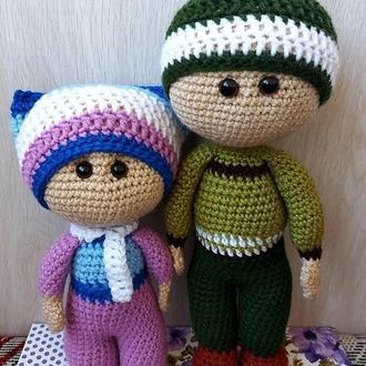 Куколки и пупсики