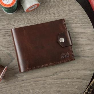 Шкіряний гаманець (Віскі) Pointer