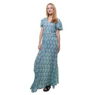 Платье в пол DASTI Brightness мятное